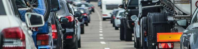Verkehrsnachrichten Thüringen
